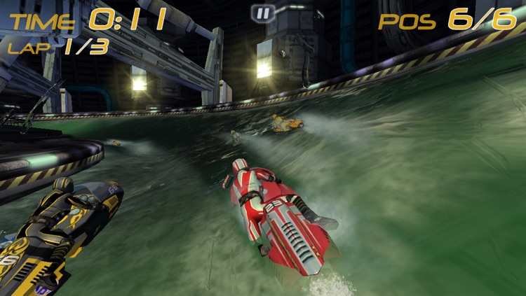 Riptide GP screenshot-4