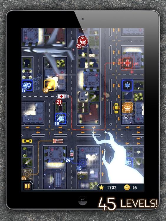 Rescue City iPad Edition Full screenshot-3