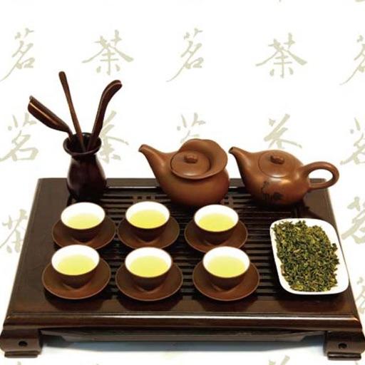 中国茶酒饮食