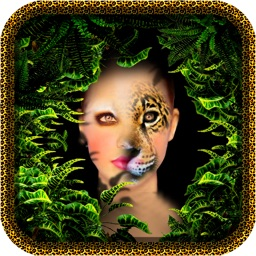 Wild Animal Face Booth - Virtual Photo Makeover