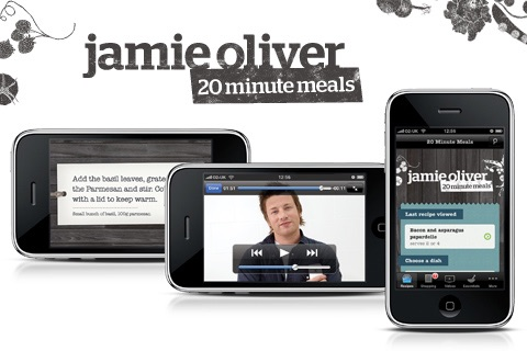 20 Minute Meals - Jamie Oliver screenshot-1