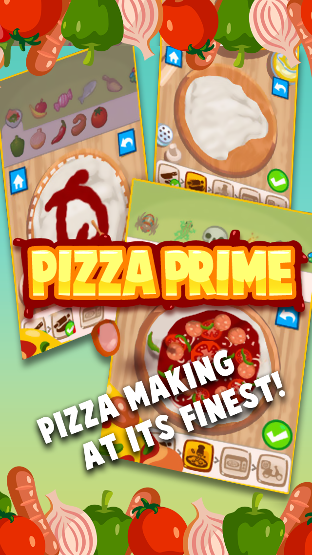 Pizza Prime screenshot one