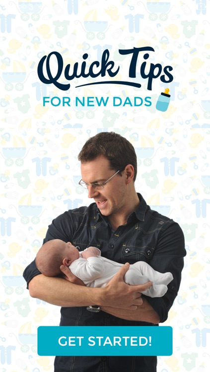 Quick Tips For New Dads: survival guide for expectant fathers on pregnancy, labour, childbirth and newborn baby care