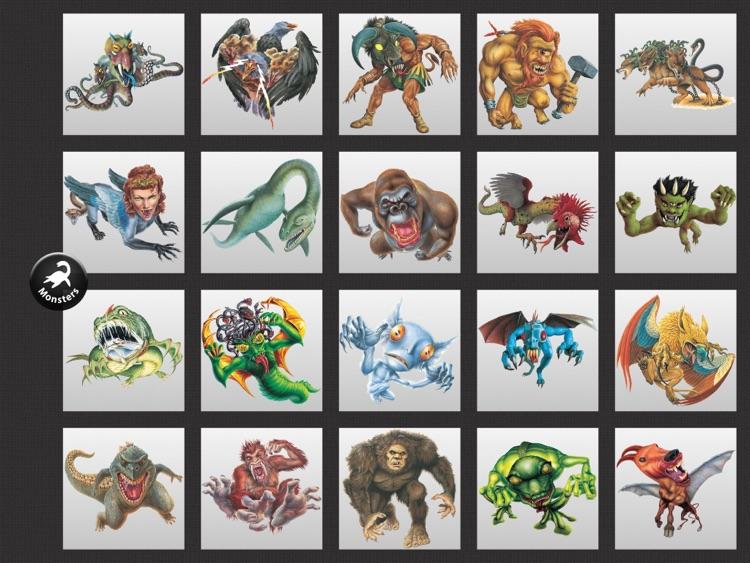 Monsters & Mutants!