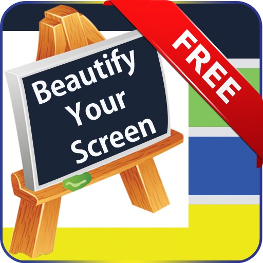 Beautify Your Screen HD FREE icon