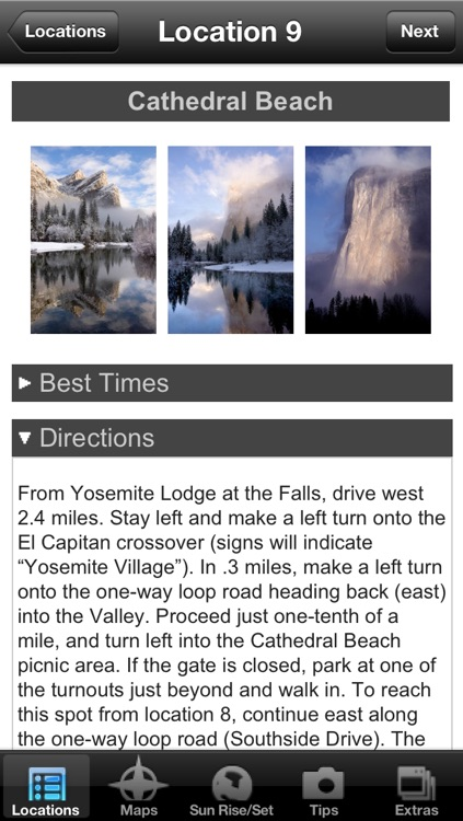 The Photographer's Guide to Yosemite