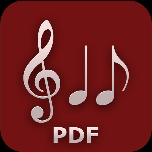 PDF Sheet Music Reader