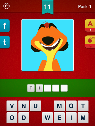 Cartoon Quiz ~ Guess the Cartoons! screenshot