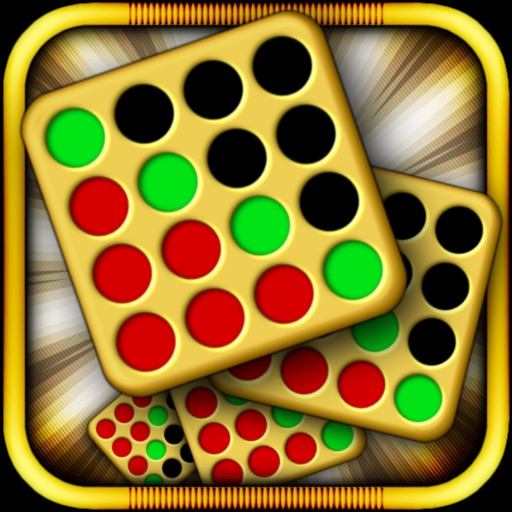 Four In A Row [ HD ] - classic puzzle games icon