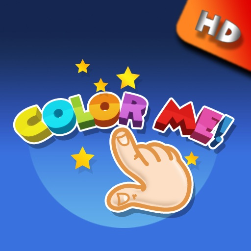 Color Me !!! HD for iPad