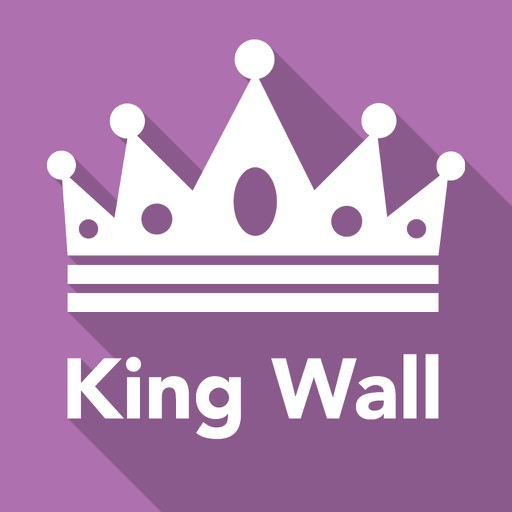 King Wall - Lock Screen Backgrounds & Wallpapers for iPhone