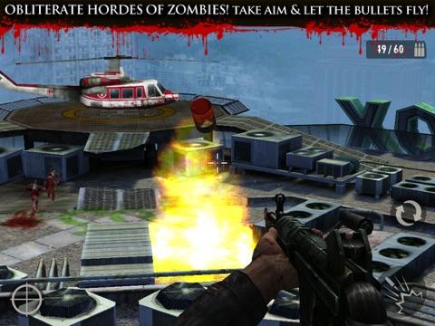 Contract Killer: Zombies-ipad-4