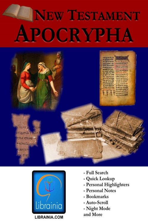 New Testament Apocrypha screenshot-0