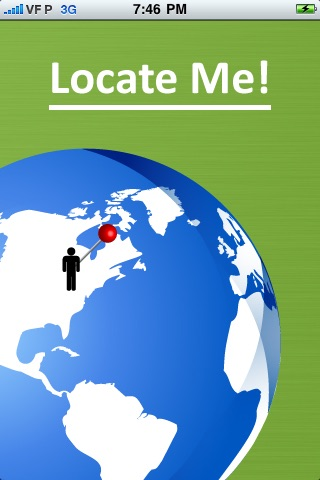 Locate Me! screenshot-0