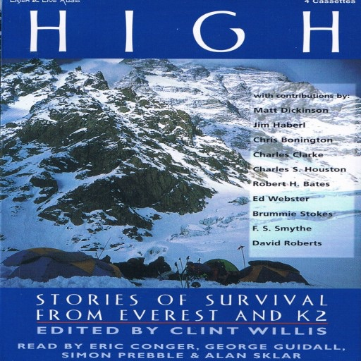 High:Stories of Survival From Everest and K2