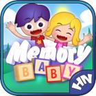 Mem Baby : Juego de Memoria para Niños y Bebés icon