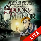 Mortimer Beckett and the Secrets of Spooky Manor for iPad LITE icon