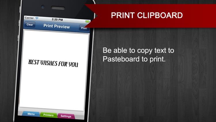 PrintForte for Document screenshot-3