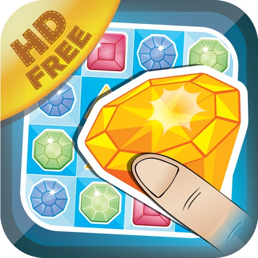 Sliding Gems HD free