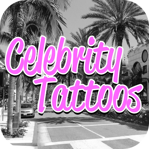 Celebrity Tattoos - The hottest stars sporting the newest ink icon