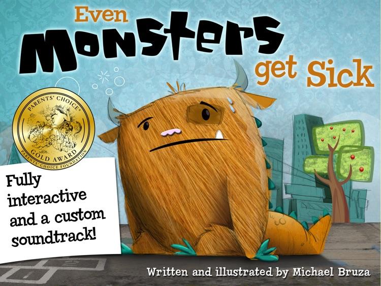 Even Monsters Get Sick