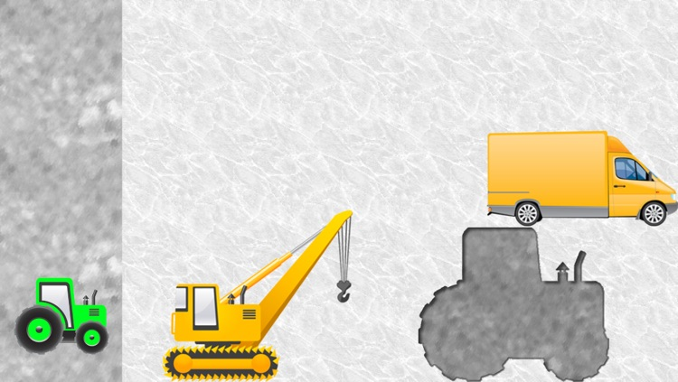Vehicles Puzzles for Toddlers and Kids