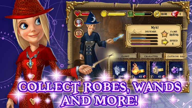 SpellCraft School of Magic screenshot-4