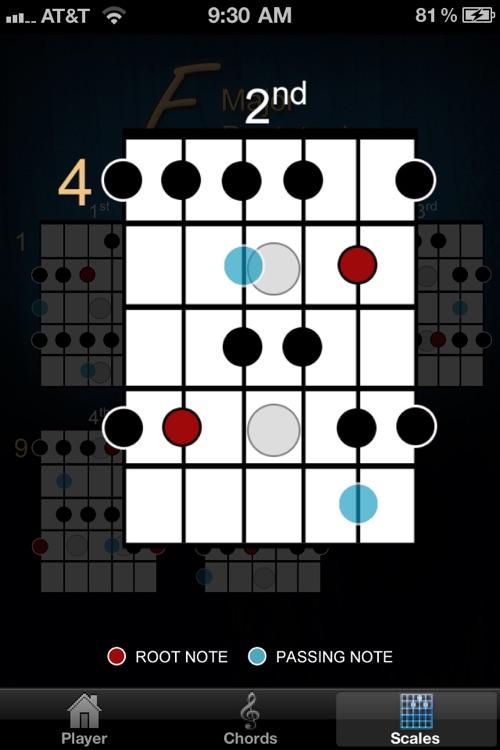Guitar Jam Tracks: Humbucker Blues screenshot-3