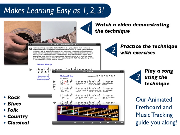 eMedia Guitar Method screenshot-1