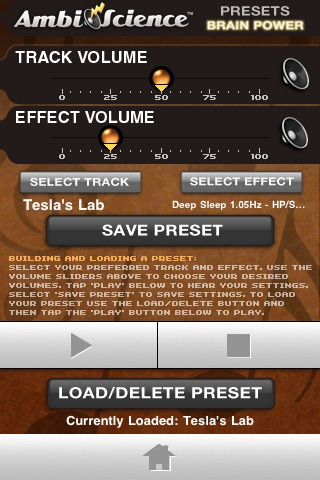 Brain Power | AmbiScience™ • Binaural & Isochronic Ambient Mind Utility screenshot-1