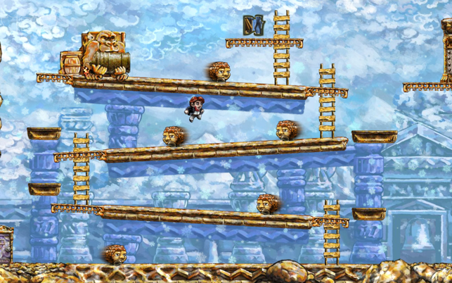 ‎Braid Screenshot