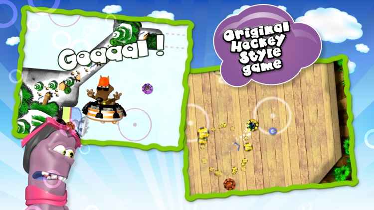 Pucky Birdy screenshot-2