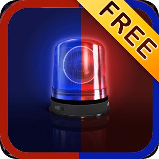 Police Sirens & Lights FREE