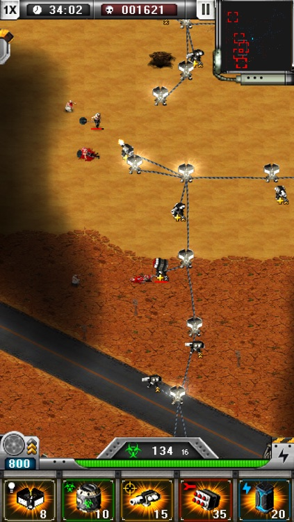 BioDefense: Zombie Outbreak screenshot-4