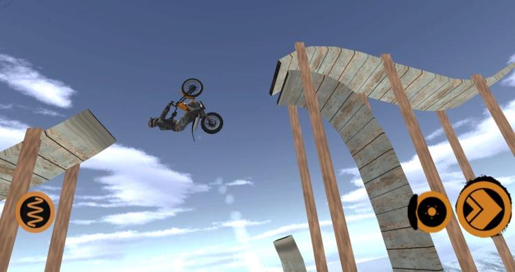 TrialX2 Winter Free screenshot-4