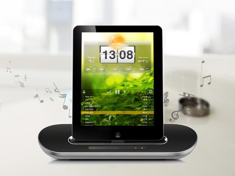 Momo Weather Clock