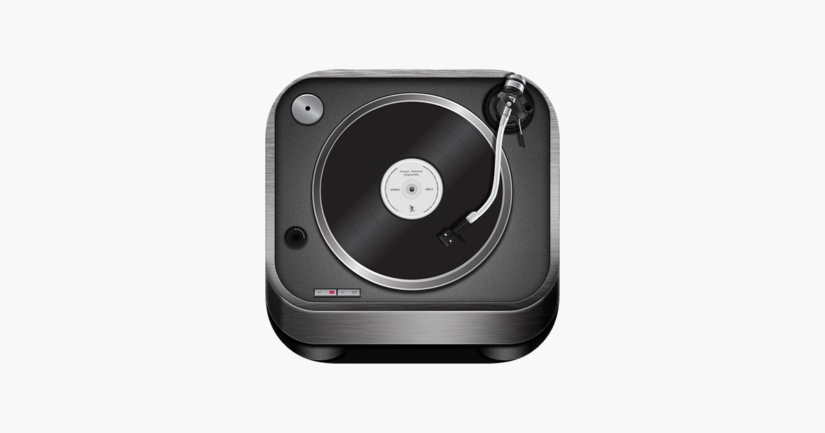 Turntable Limited Edition on the App Store