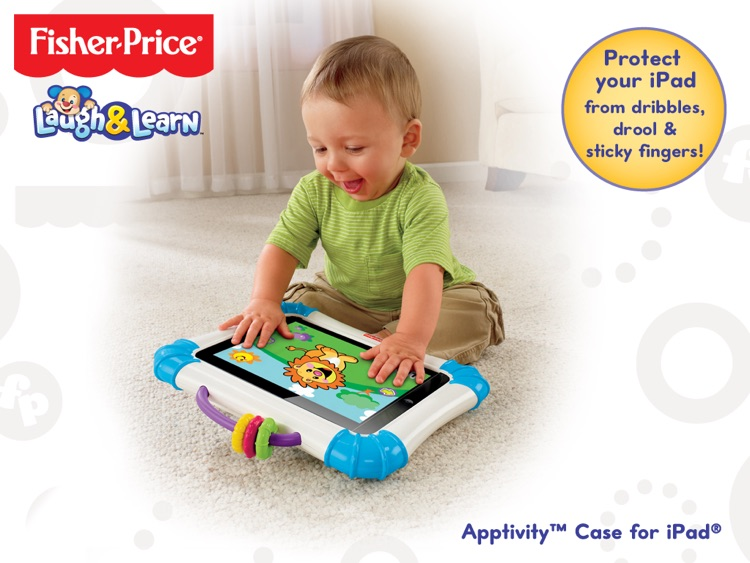 Laugh & Learn™ Where's Puppy's Nose? for Baby for iPad screenshot-3