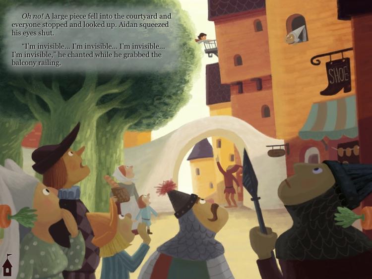 The Prisoner of Carrot Castle