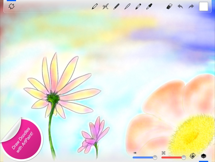 ArtPaint - Draw doodles for free!