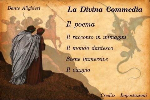 iDante - The Divine Comedy