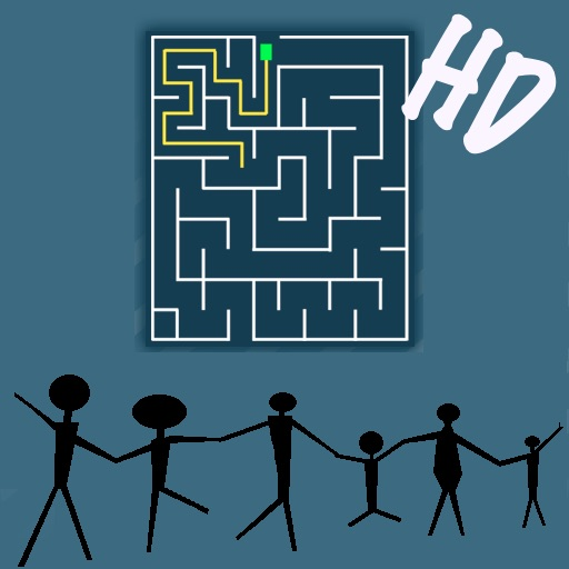 A Maze With Friends HD