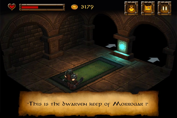 Dwarf Quest screenshot-4