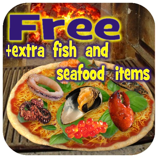 Free Pizza Factory Extra Fish