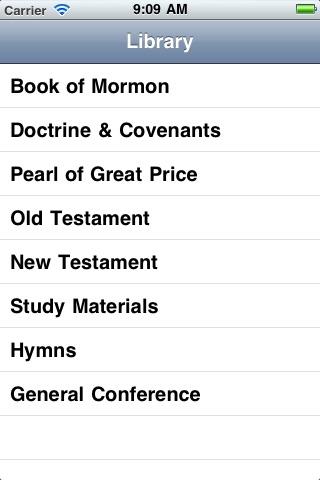 LDS Scriptures +