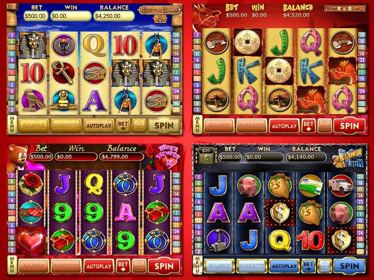 Slot Games Ipad