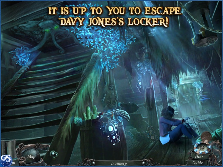 Nightmares from the Deep™: The Cursed Heart, Collector's Edition HD (Full) screenshot-4