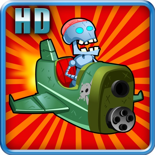 Killer Zombie Aliens World War icon