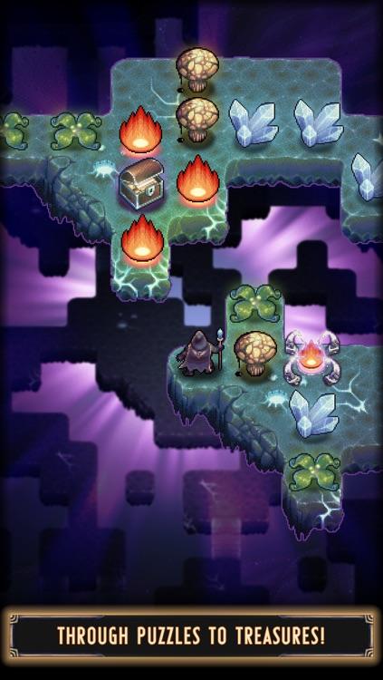 Wizard Quest screenshot-3