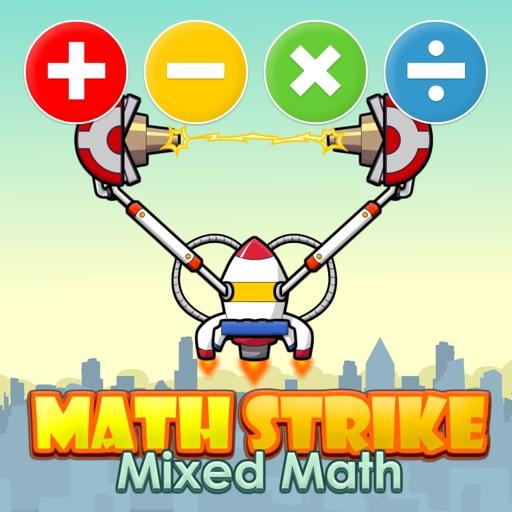 Math Strike: Mixed Math